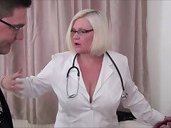 Horny mature BBW Lacey Starr shares a dick with Sookie Moroseness