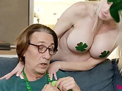 Foursome with stepmom - Promoter Youngs And Katie Monroe 3 - Promoter youngs
