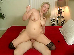 Smoking Step Mom HD (nrop24)