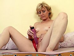 Mistresses toying to small dick