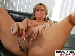 Slanderous Wife Step-Mama Becca Blossoms  Attempt Making Out Good Touching Bud - becca blossoms
