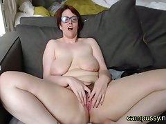 horny mature wants you to fuck the brush sweat it cam