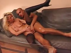 Amazing sex video Old/Young curious ever unique to