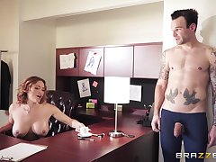 fuck on the table is something that hot Krissy Lynn can't forget
