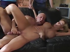 Milf Wife Fucks Obese Cock While Soft-pedal Looks