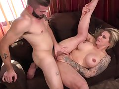 Ryan Conner and Nathan Bronson Hardcore Porn Video