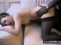French hotgirl with black lover