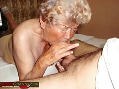 LatinaGrannY Collected Natural Granny Pictures