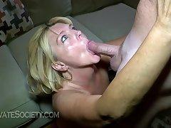 Mrs Baldwin Hardcore Mature Lady Making love