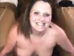 Amateur white girl BBC in a hotel