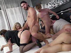 Sexual pleasures fro group orgy for the unsighted pain in the neck matures