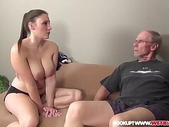 Grandpa Fucks Naughty Teen Girl
